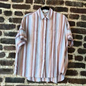 Madewell Central Shirt